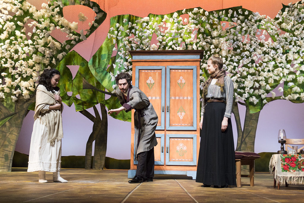 'The Cherry Orchard' Blends Comedy and Tragedy