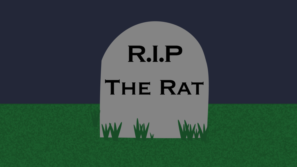 A Eulogy for the Old Rat