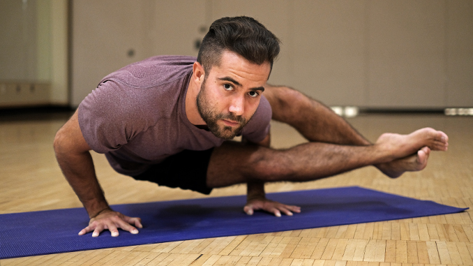 After Six Years at the Plex, Cataldo Teaches 500th Yoga Class