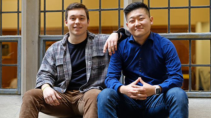 Marino and Li Turn Love of Live Music Into Growing Startup