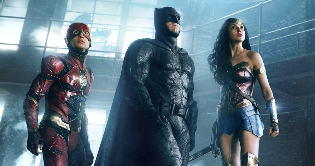 Poor CGI and Dialogue Become True Villains in DC's 'Justice League'