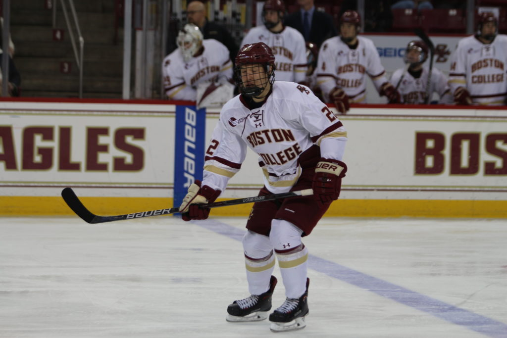 BC Earns Comeback Victory over Vermont