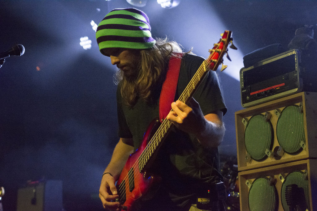 Twiddle Brings the Jam Back to Boston