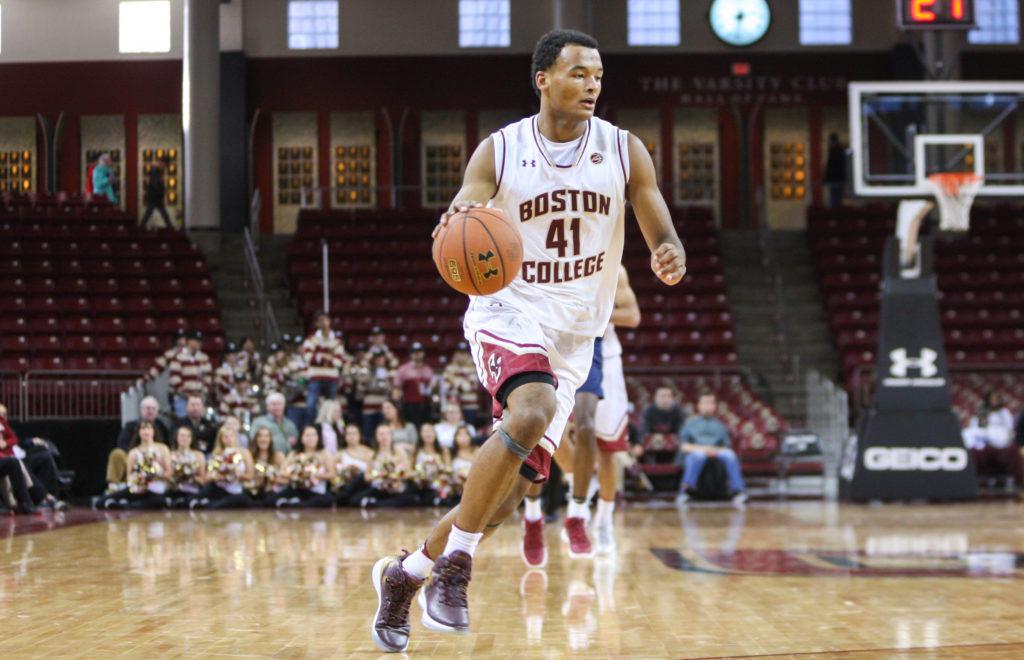 Men's Basketball Rolls Over South Carolina State