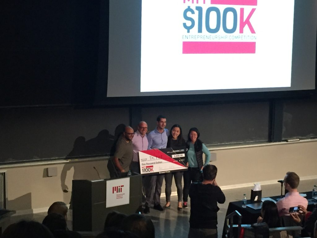 At MIT, 90 Seconds to Win