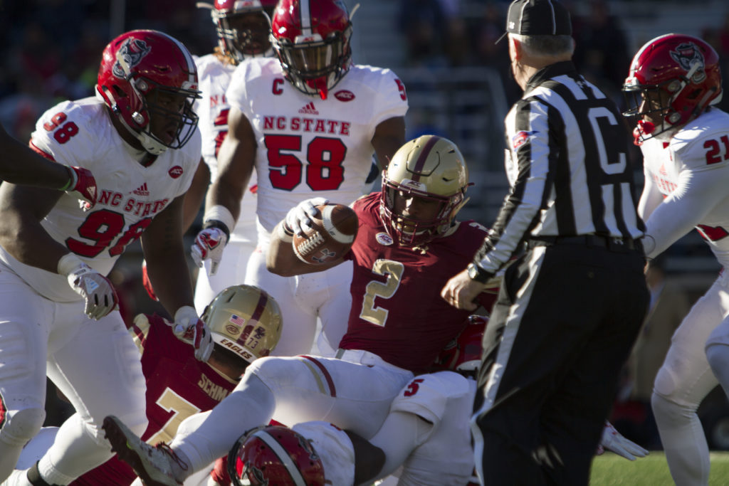 Notebook: Against Wolfpack, Missed Opportunities Overshadow Dillon's Monster Day