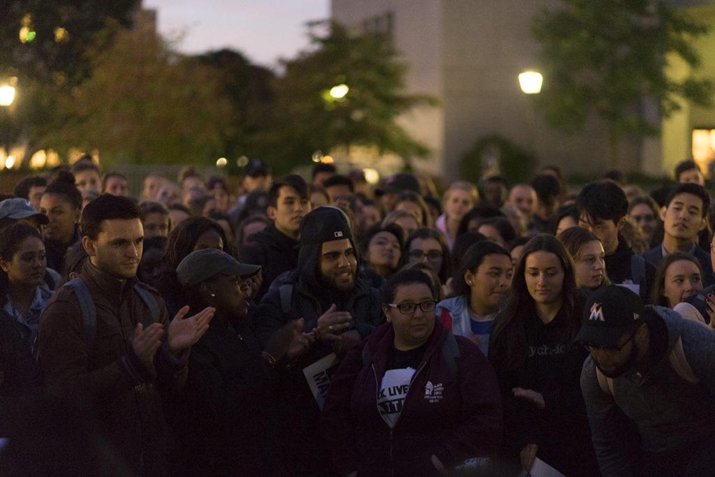 Freshmen React to Week of Activism