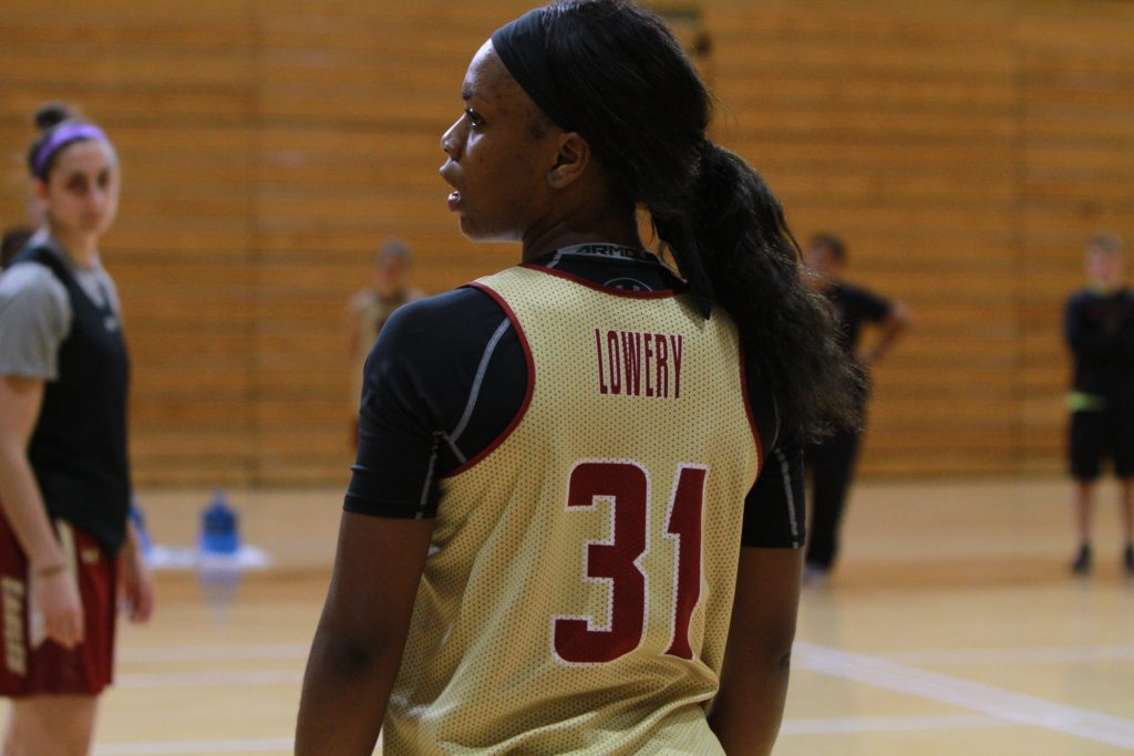 Beyond Her Years: Sydney Lowery Brings Disciplined Focus to BC Basketball