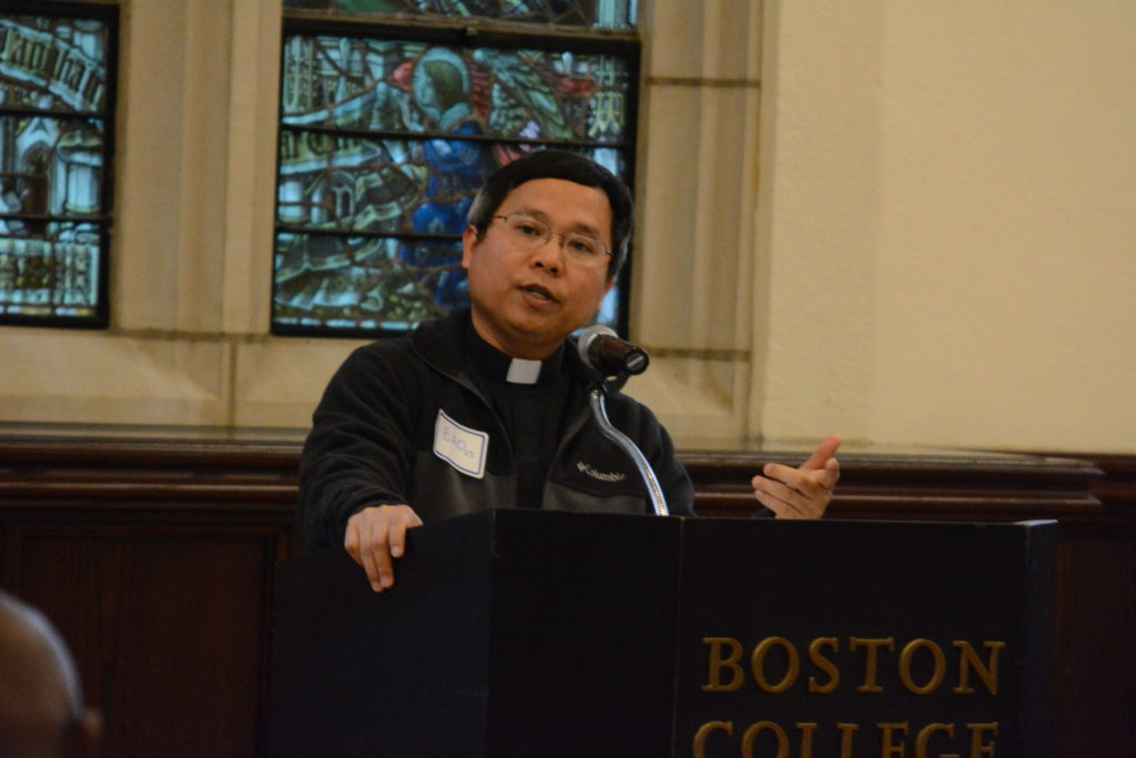 Panel Discusses Declining Number of Jesuits Across the World