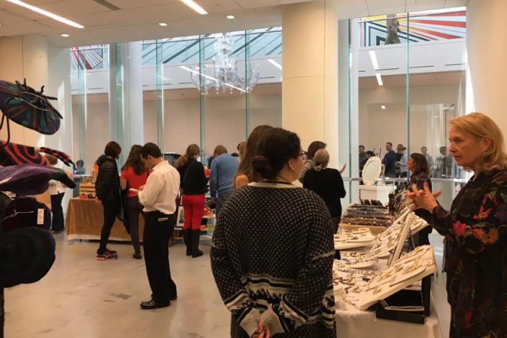 MFA's Annual Market Promotes Local Artisans