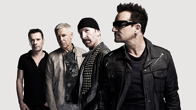 "U2 Releases Lackluster ""Get Out of Your Own Way"""