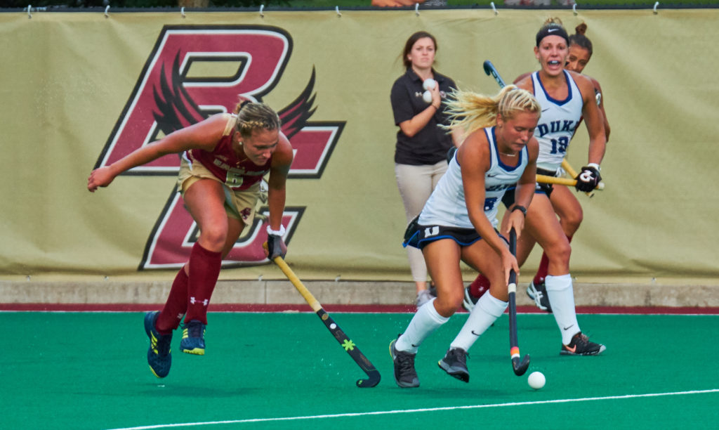 Eagles Drop ACC Tournament Opener to No. 2 Duke