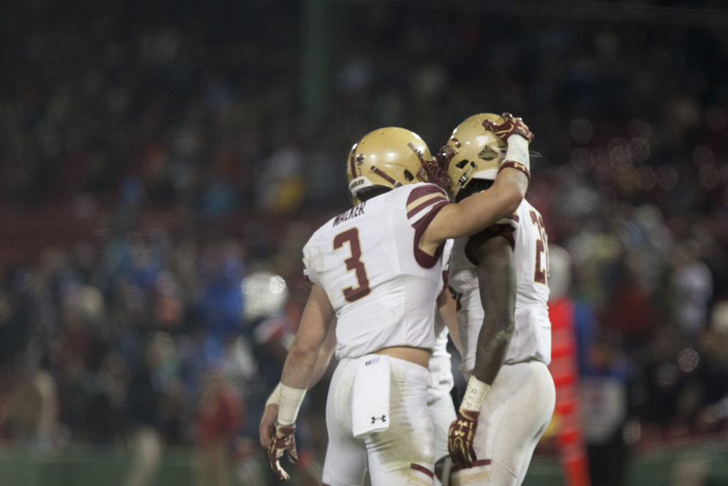 Go Figure: How BC Reached the Pinstripe Bowl