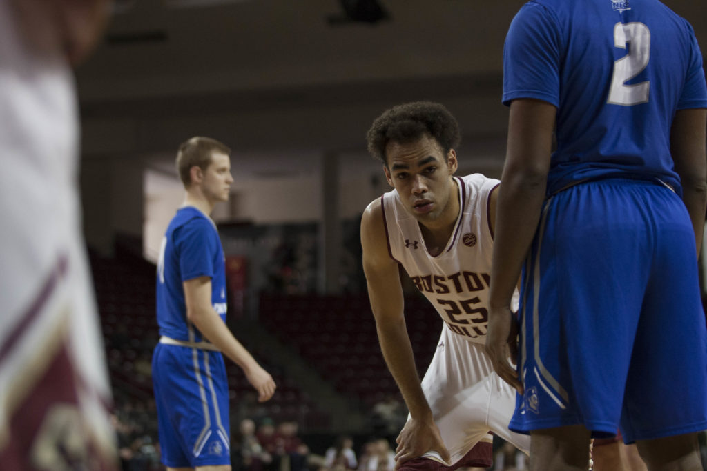 Notebook: Chatman's Career Day Fuels BC's Fifth-Straight Victory