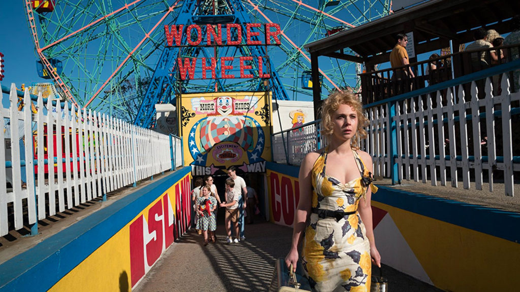 'Wonder Wheel' Spins Into Tedium and Annoyance – The Heights