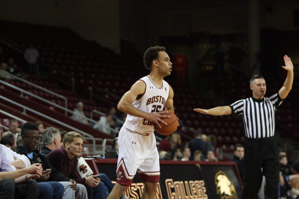 Notebook: BC Continues 3-Point Barrage in Victory Over Lions