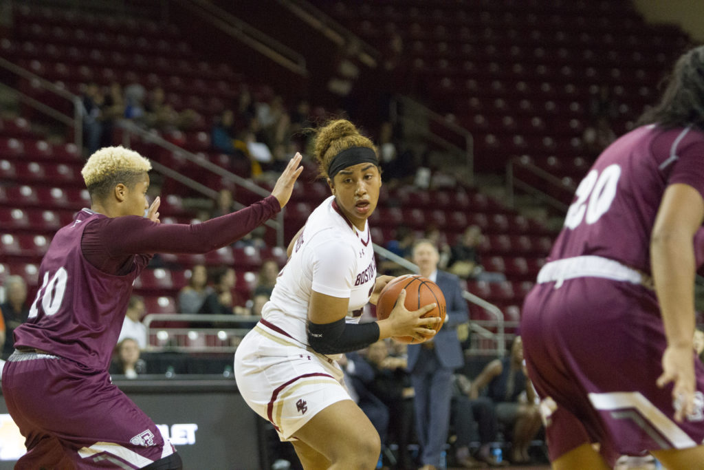 Full-Court Press Haunts Eagles in Blowout Loss to Seton Hall