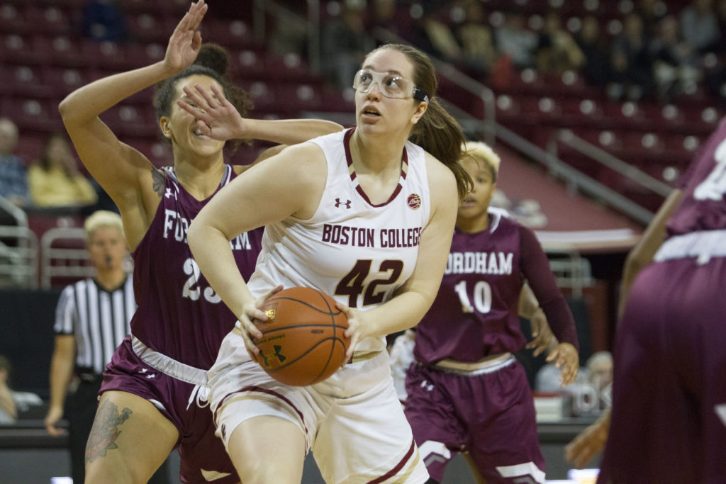 Previewing 2017-18 Women's Basketball: Holy Cross