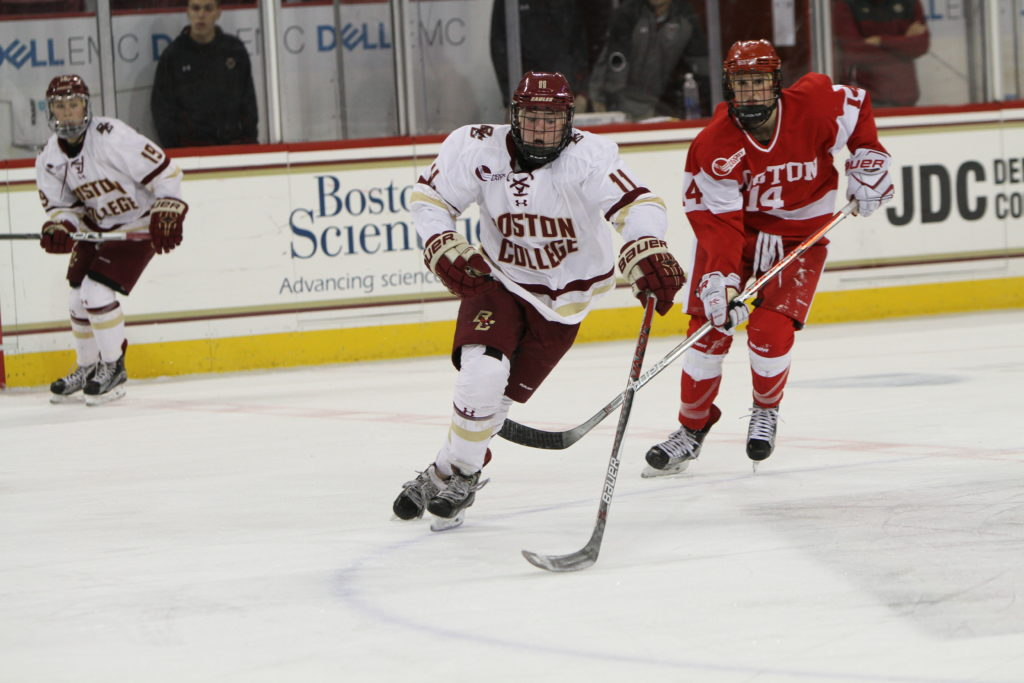 Previewing 2017-18 Women's Hockey: Boston University