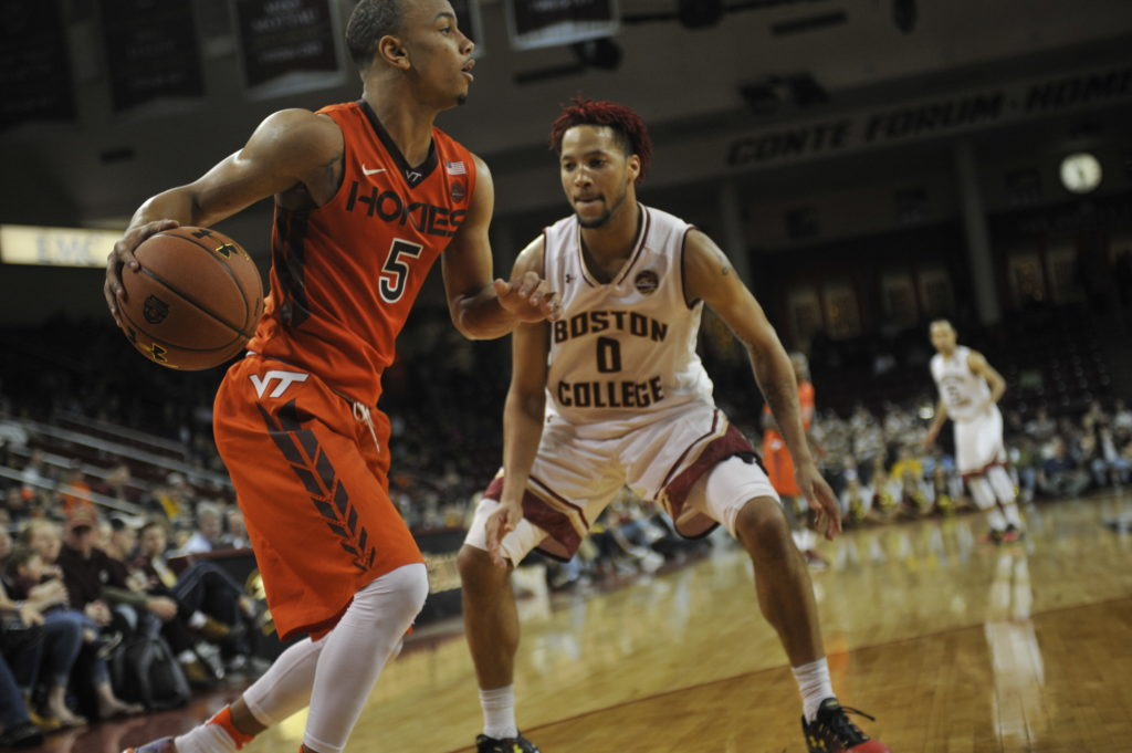 Previewing 2017-18 Men's Basketball: Virginia Tech