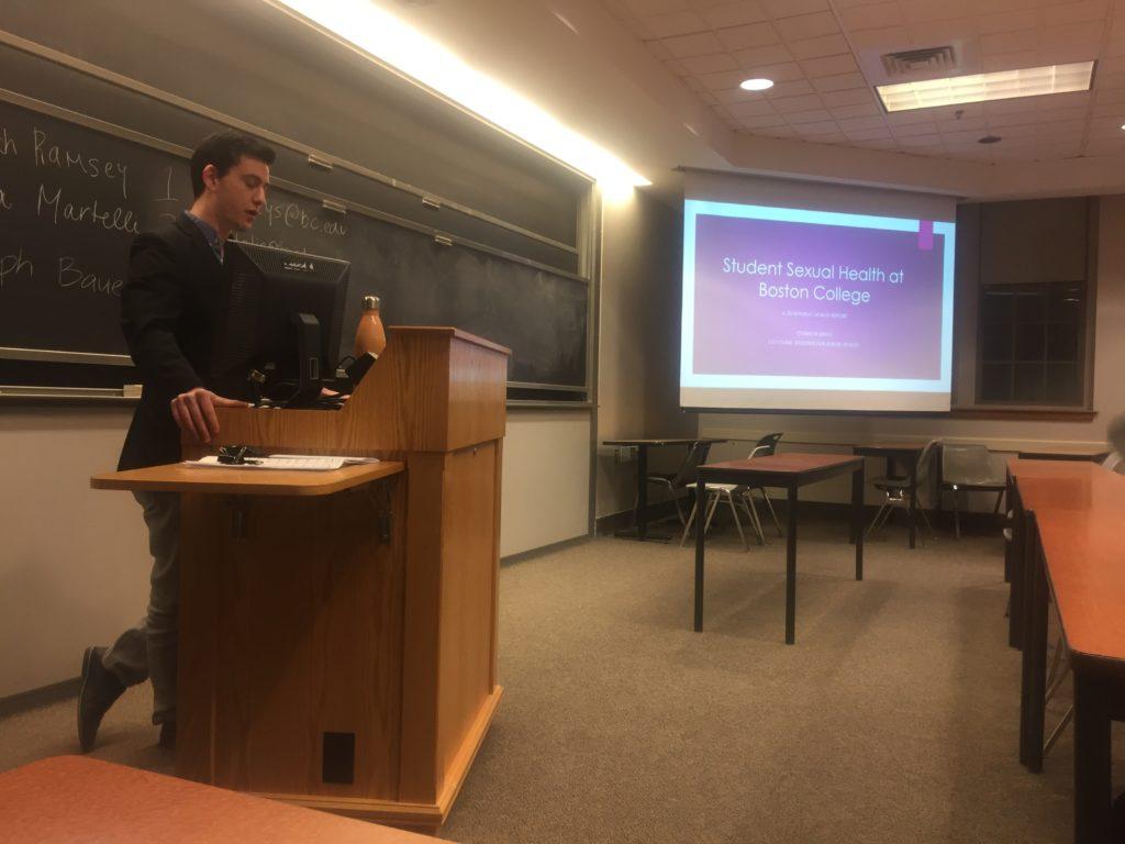 UGBC Debates Sexual Health Referendum, Students for Sexual Health