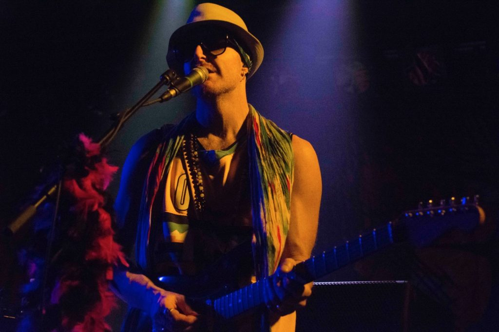BoomBox Brings House Groove to Paradise Rock Club