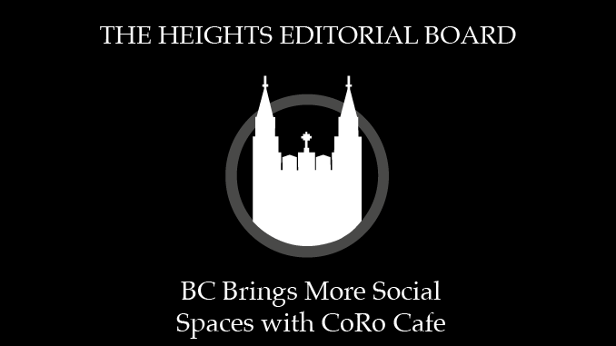 CoRo Cafe Provides Pleasant Space for Students