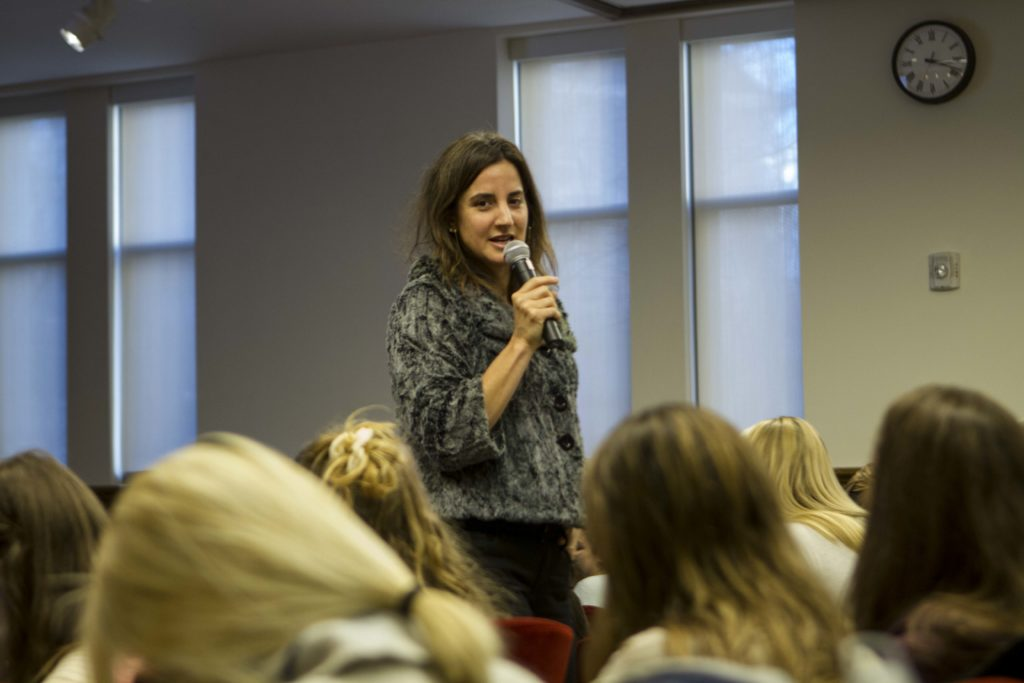 'Girls Leadership' Founder Addresses Perfectionist Culture, Self-Compassion