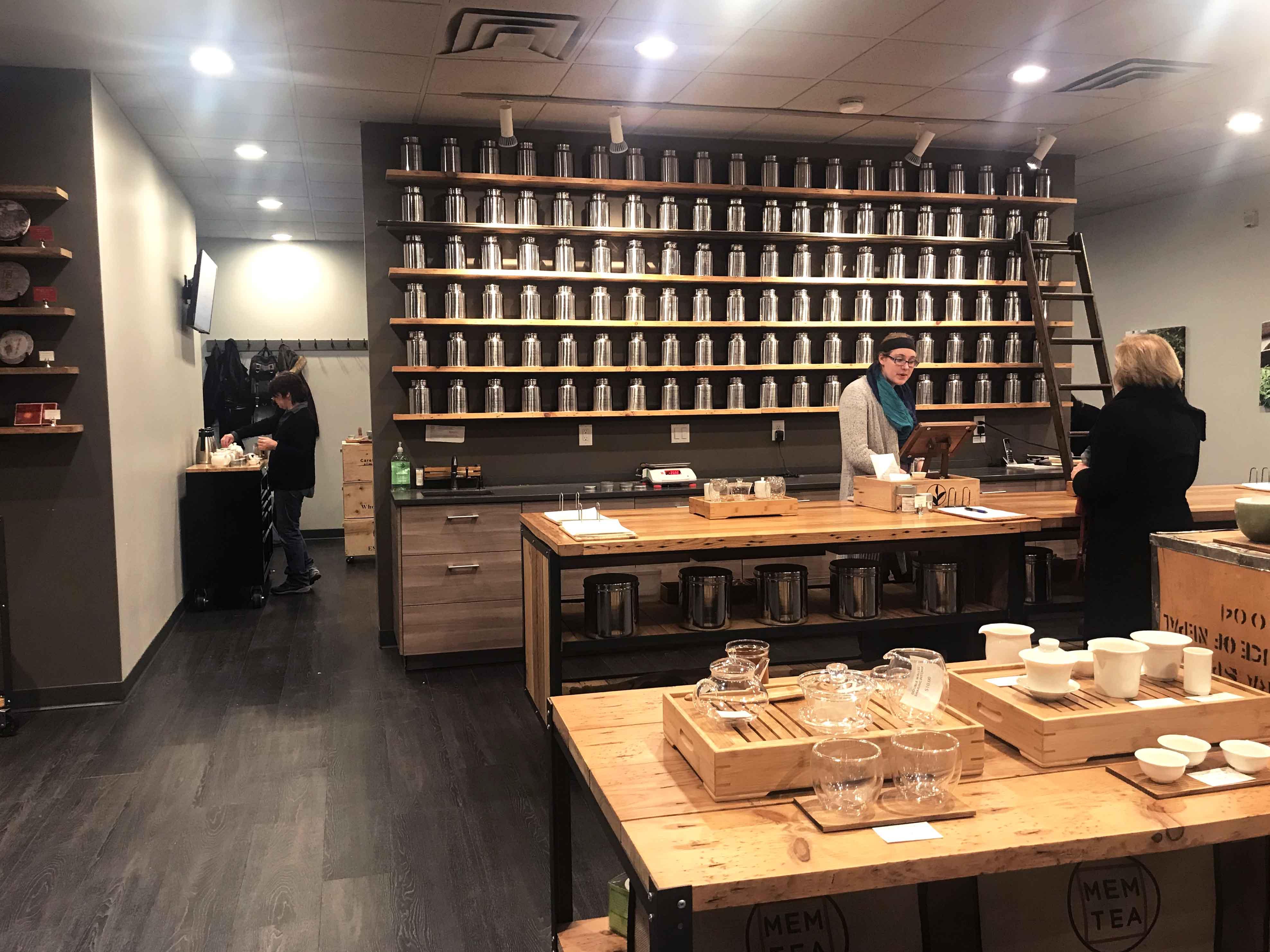 Tea Basics Class Provides Immersive, Hands-On Experience