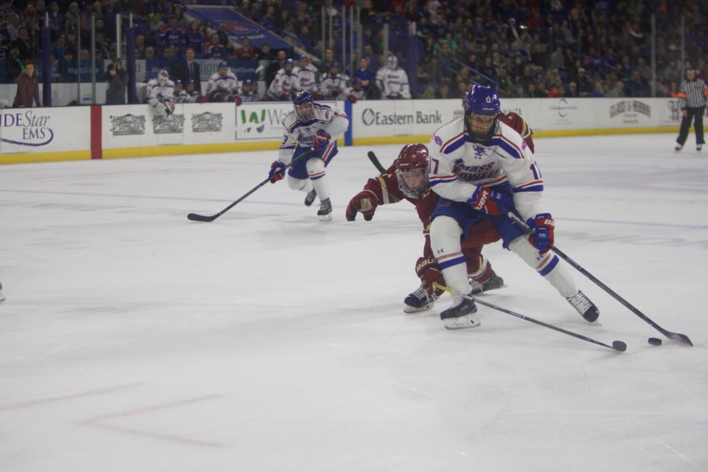 Previewing 2017-18 Men's Hockey: Massachusetts Lowell