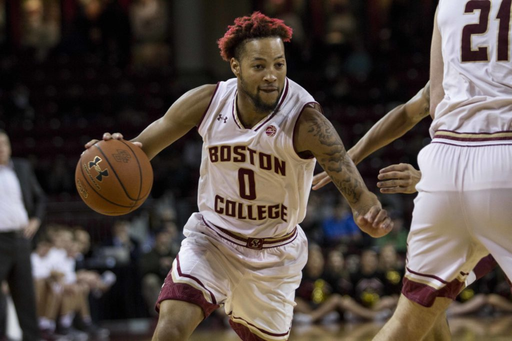 BC Fails to Keep Pace With Syracuse's Shooting Barrage