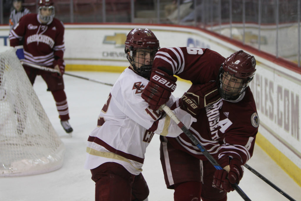 Previewing 2017-18 Men's Hockey: Massachusetts