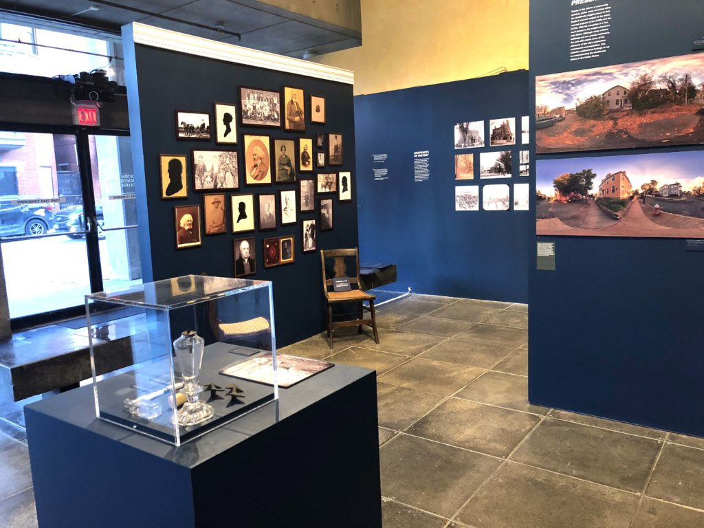 Black Spaces Matter Exhibit Celebrates Abolitionist History