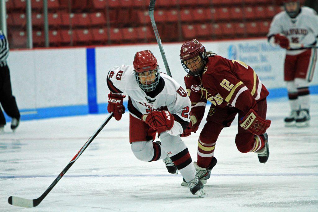 Previewing 2017-18 Women's Hockey: Harvard