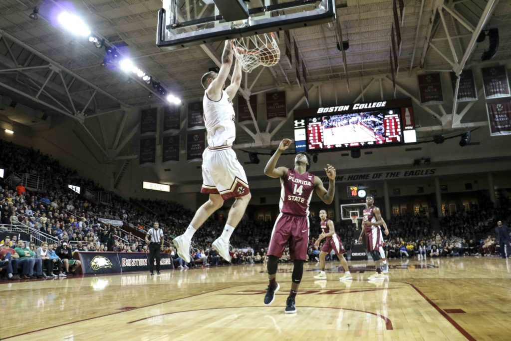 BC Plays Lockdown Defense in Statement Win Over Florida State