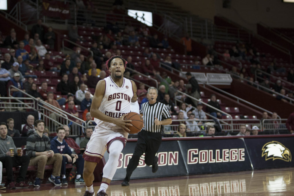 Eagles Close out Non-Conference Play With Win Over Dartmouth