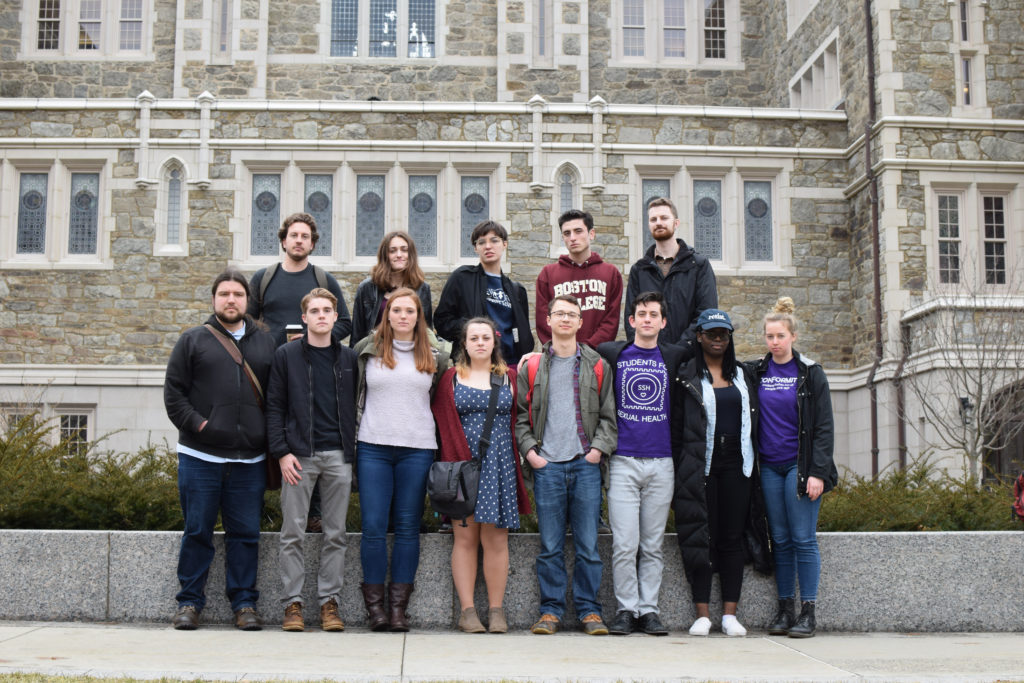 Students for Sexual Health Strategizes Next Move