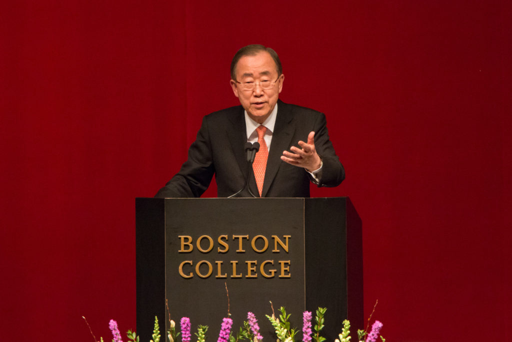 Former UN Secretary General Offers Praise of Global Citizenship