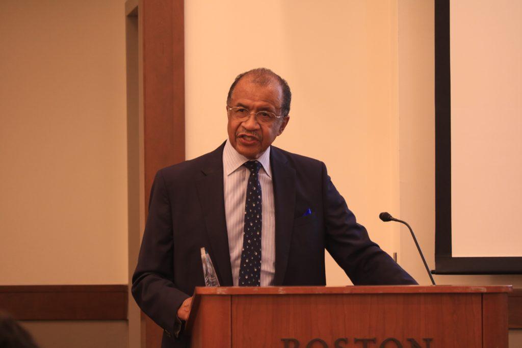 BAIC Hosts Black History Month Closing Assembly