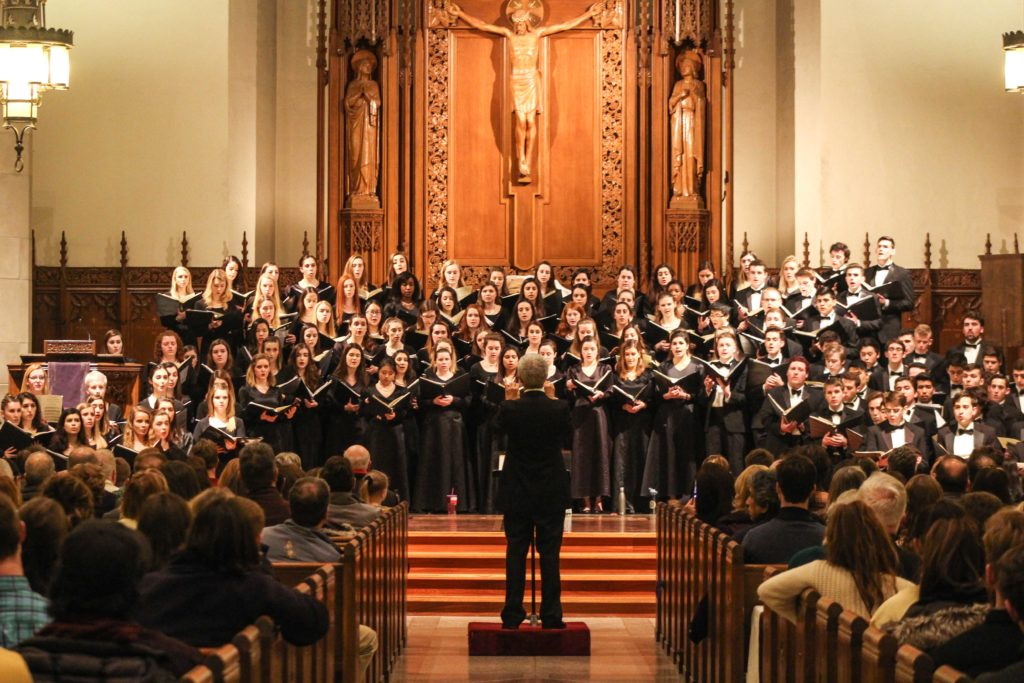 University Chorale's Winter Concert Ends Season on High Note