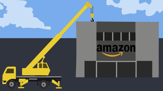 A Parasitic Relationship: Boston's Bid for Bezos Empire HQ