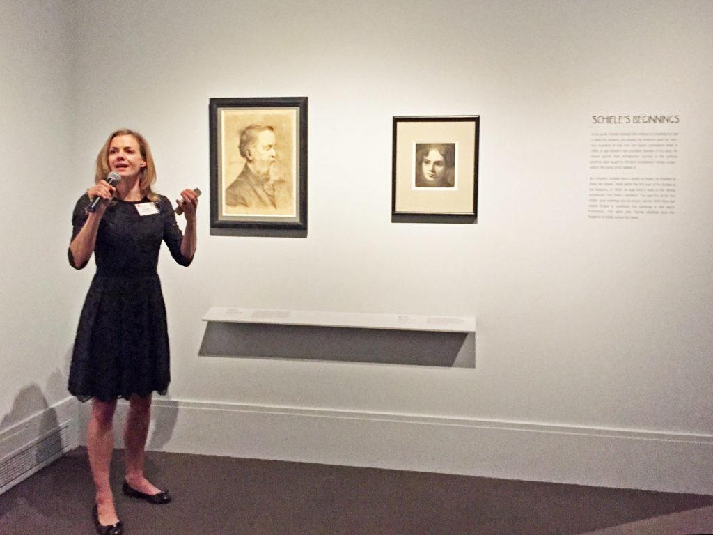 At MFA, 'Klimt and Schiele: Drawn' Exhibit Breaks Boundaries