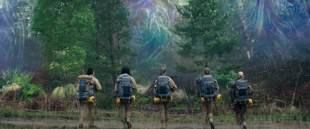 'Annihilation' Stumbles Over Heady Concepts and Futurism