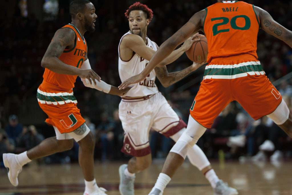 Previewing 2017-18 Men's Basketball: Miami