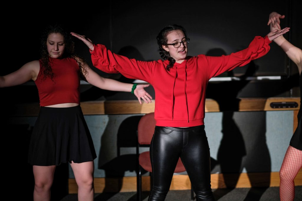 'Vagina Monologues' Stimulates Discourse on Sexuality