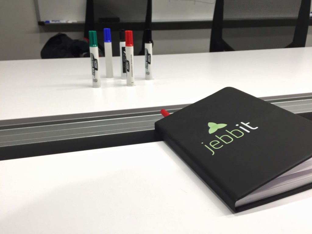 Looking Back at What Lies Ahead: the Maturation of BC Startup Jebbit
