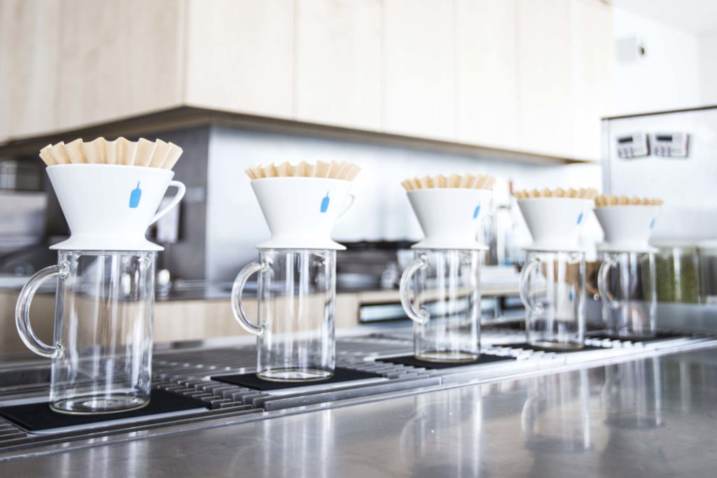 Blue Bottle Coffee Opens First Boston Location in Harvard Square