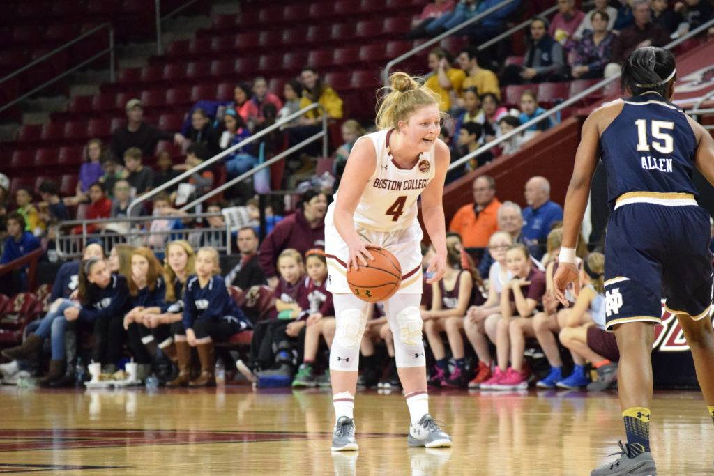 Previewing 2017-18 Women's Basketball: Notre Dame