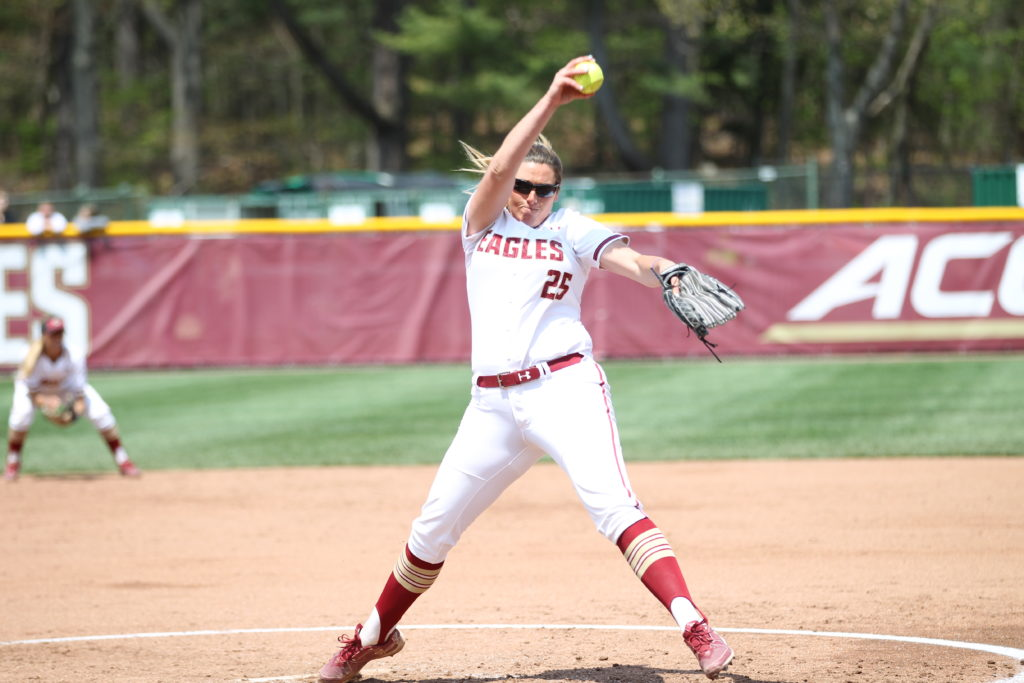 Softball Splits With Nebraska, Indiana at ACC-Big Ten Challenge