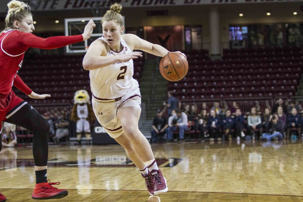 After Fast Start, BC Collapses Against No. 4 Louisville
